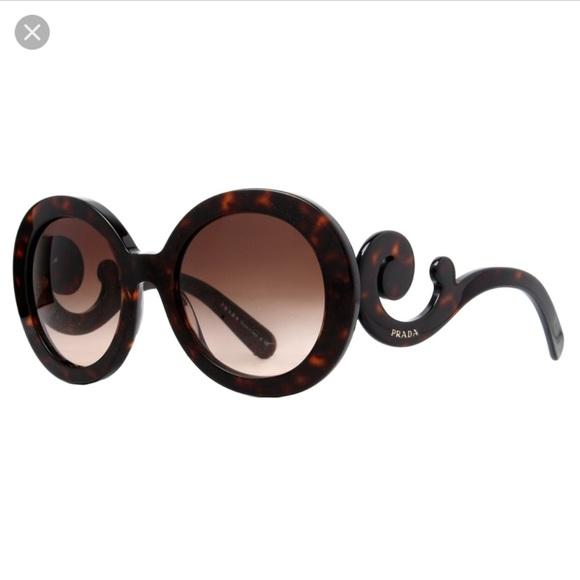87bd74ee293d top quality prada baroque havana sunglasses 2edde 35bc5